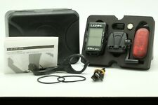 Lezyne Enhanced Super GPS Bundle Bike computer like Garmin Edge