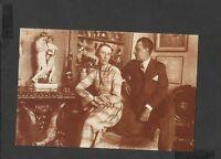 Nostalgia Postcard Writers Edith and Osbert Sitwell