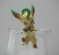 Pokémon Center Gashapon PUTITTO Eevee Collection Leafeon mini figure Unopened !