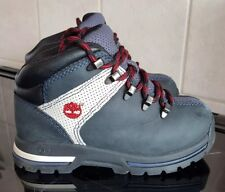 Timberland Euro Sprint Hiker Boots - Size 10 Kids - Blue Suede - NEW OTHER