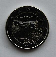 FINLAND - 2 € commemorative euro coin 2018 - Koli National Park. UNC
