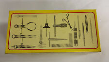 K.I.T. 15pc Machinist's All Purpose Tool Kit (NEW)