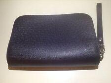 Preowned Authentic Louis Vuitton Taiga Leather Pochette Baikal