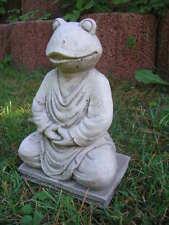 Feng Shui meditierender Frosch Glücksbuddha Buddha