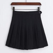 Faldas de mujer mini negros talla M