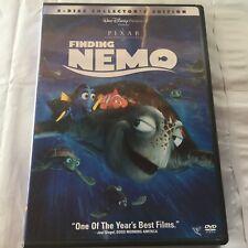 Disney Pixar - Finding Nemo animated Dvd full screen