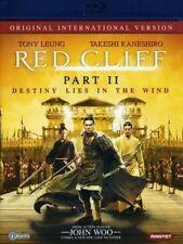 Red Cliff Part 2 (Blu-ray Disc, 2010, Original International Version)