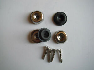 Fender Sphinx Feet / Glides price is for a  set of 4  w./ screws