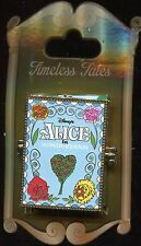 DLR Timeless Tales Alice in Wonderland LE Disney Pin 118793