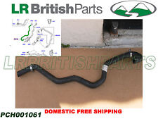 GENUINE LAND ROVER HEATER WATER HOSE RANGE ROVER 03-05 OEM PCH001061