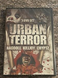 Urban Terror DVD Set (Ragdoll, Killjoy, Cryptz) BRAND NEW / FACTORY SEALED