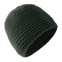 Unisex Thermal Beanie Hat Winter Warm Slouch Ski Knitted Hat Skull Cap Thick Hat