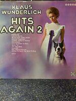 Klaus Wunderlich vinyl LP x 3 - Rendezvous / In The Miller Mood / Hits Again 2