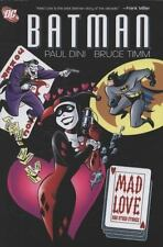 Batman: Mad Love and Other Stories HC by Paul Dini (2009, Hardcover)