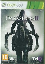 Darksiders 2 Microsoft Xbox 360  BRAND NEW (Xbox One compatible)