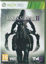 Darksiders 2 Microsoft Xbox 360  BRAND NEW (Xbox One compatible)