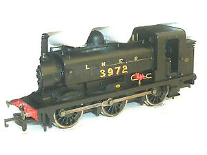 Hornby LNER 0-6-0ST Class J52 Shunter Loco 3972 black DCC Fitted R1097 Superb 00