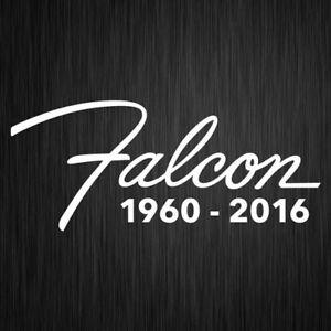 Falcon Sticker Rip Ford Vinyl Car Decal 215mm x 90mm small