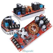1200W DC-DC Boost Converter Power Supply 8-60V 12V Step up to 12-83V 20A 24V 48V