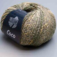 Lana Grossa Coco 4 (11.90 EUR pro 100 g)
