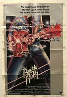 "THE BUDDY HOLLY STORY Original 27"" X 41"" SS/Folded Movie Poster - 1978"