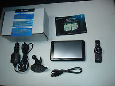 "garmin nüvi 2595lmt 5"" gps navigation lifetime maps & traffic update"