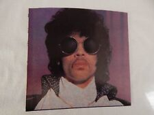 """Prince """"When Doves Cry"""" PICTURE SLEEVE!! BRAND NEW!!"""