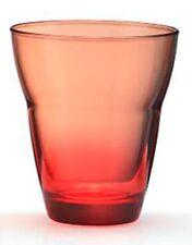 Servizio set 6 bicchieri Mondo acqua 29 cl. rosso Kaleidos