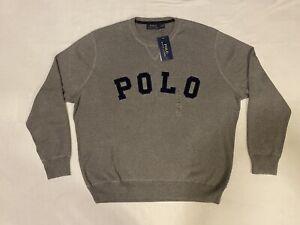 New Mens Ralph Lauren Sweatshirt,Top,Sweater, Hoodie, XL RRP £109