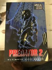 "NECA PREDATOR 2 - CITY DEMON 7"" SCALE FIGURE SDCC 2020 EXCLUSIVE In Hand"
