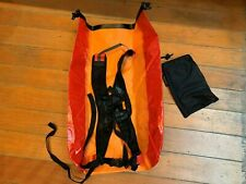 Neu - Ortlieb LIGHT-PACK 25 - Tagesrucksack Orange-Rot - Ultraleicht