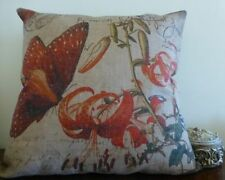 Floral Garden French Country Decorative Cushions & Pillows