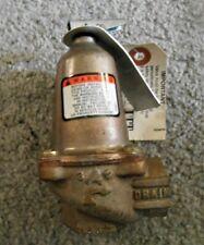 """Bell & Gossett 790-15 ASME Safety Relief Valve 3/4"""""""