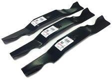 """Set 3 Heavy Duty Copper Head Blades 742-04053A 742-04053B 942-04053C 50"""" R11507"""