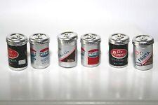 6 Getränke Dosen Fanta Cola Miniatur 1:12 Puppenstube Diorama 1:6 Puppenhaus