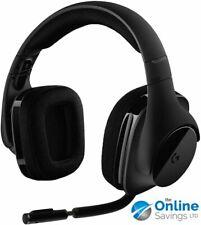 Logitech G533 Wireless DTS 7.1 Surround Gaming Headset Microphone