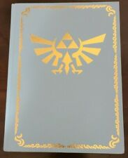 Legend of Zelda Wind Waker HD - Collector's Edition Strategy Guide w/ Cloth Map