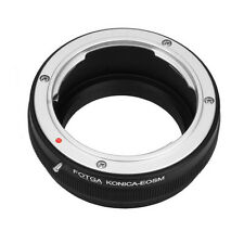 FOTGA Adapter Ring f Konica AR Mount lens to Canon EOS M M2 M3 Mirrorless Camera