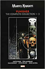 Marvel Knights Punisher by Garth Ennis: The Complete Collection Vol. 3, Kennedy,