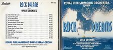 ROYAL PHILHARMONIC ORCHESTRA LONDON - Rock Dreams - Audio CD Sampler KULT!