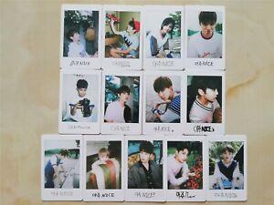 Unofficial Fanmade Card SET Seventeen Joshua Wonwoo Mingyu Scoups Dino JeongHan