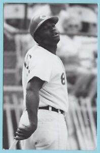Joe Morgan Cincinnati Reds Vintage Baseball Postcard PP00792