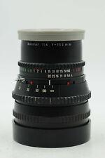 Hasselblad 150mm f4 Zeiss Sonnar C Lens 150/4 Black                         #755
