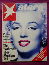 MARILYN MONROE STERN 1. April 1993