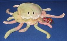 TY GOOCHY the JELLYFISH BEANIE BABY - MINT with MINT TAG