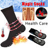 Massage Cotton Thermal Warmer Foot Care Self Heating Socks Therapy Feet Comfort