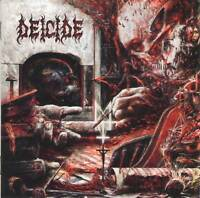 DEICIDE - OVERTURES OF BLASPHEMY (2018) CD Jewel Case by Fono Music+FREE GIFT