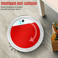 UV Cleaning Smart Sweeping Robot Vacuum Cleaner Floor Auto Suction Sweeper US