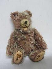 "Vintage German Steiff Soft Furry ""Zotty"" Teddy Bear ~ 8 3/4"" ~ Needs Tlc"