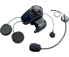 SENA SMH-10 BLUETOOTH® STEREO HEADSET/INTERCOM - SINGLE UNIT KIT